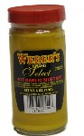 Weber's Hot Garlic Mustard